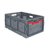 Bac plastique pliable 600x400x260 mm
