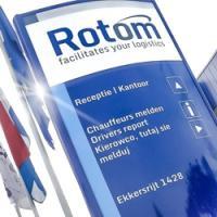 Mise en place d'une nouvelle identité d'entreprise dans le groupe Rotom