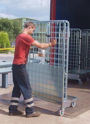 Pourquoi les rolls-conteneurs sont essentiels à votre entreprise?