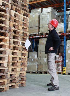 Le prix du bois augmente? Pensez aux palettes d'occasion