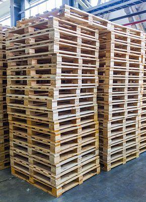 Palettes en bois à usage unique - peuvent-elles être utilisées plus d'une fois ?