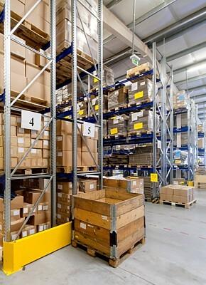 Des opérations de stockage efficaces grâce aux emballages personnalisés
