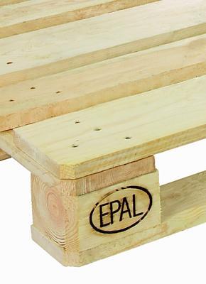 Palettes Europe EPAL